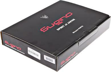 Sugino XD600 26/36/46 Triple Crankset alternate image 0
