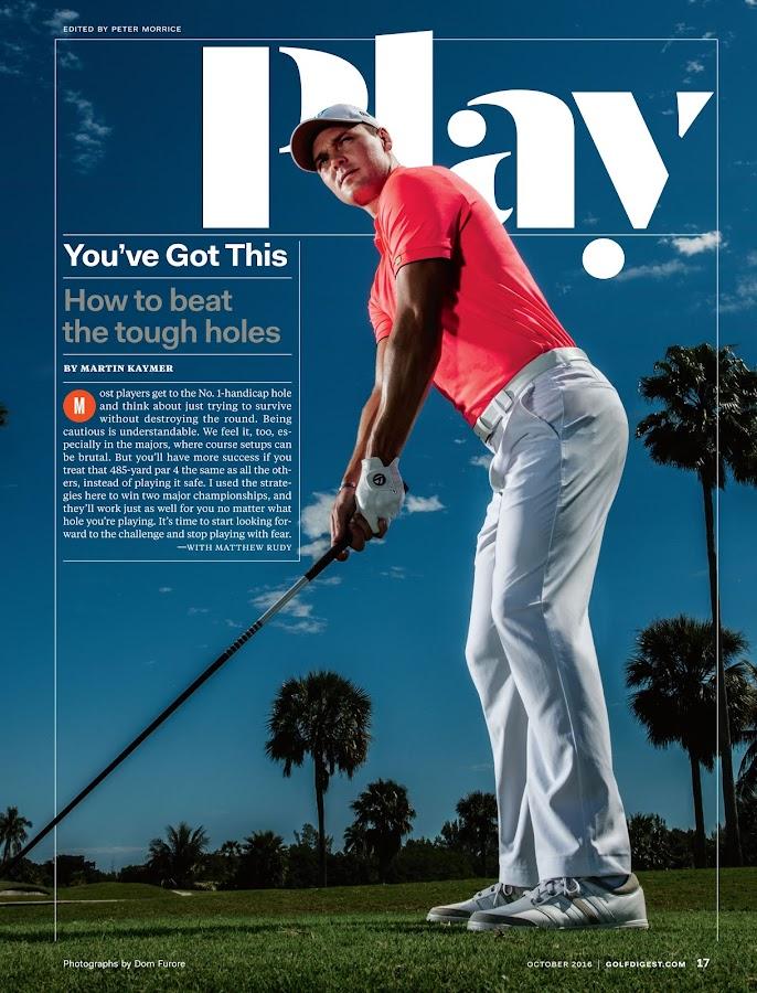 Golf Digest- screenshot