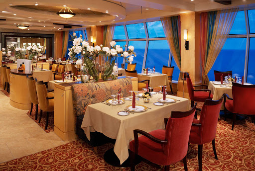 mariner-of-seas-portofino-dining.jpg - Head to the specialty restaurant Portofino for upscale Italian dining on Mariner of the Seas.