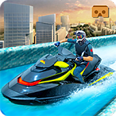 Vr Real Speed Water Jet Ski-Boat Racing 3D Thrill
