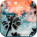 Tropical Sky Keyboard Background icon