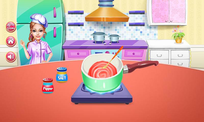 Chicken Wings Cooking- screenshot