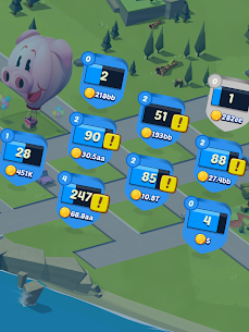 Idle City Empire MOD (Unlimited Gems/Coins) 8