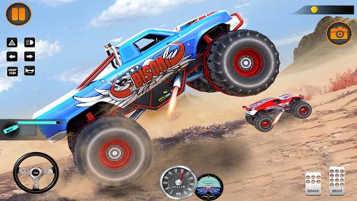 Monster Truck Off Road Racing 2020: Offroad Games 3.1 screenshots 1