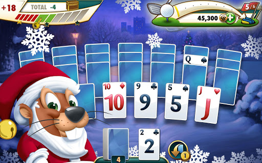 Fairway Solitaire screenshot 05
