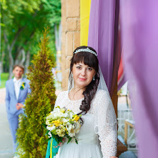 Wedding photographer Kseniya Sergeeva (alika075). Photo of 11.07.2016