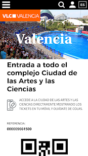 Visit Valencia- screenshot thumbnail
