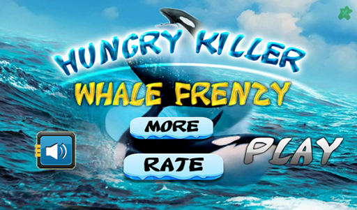 Hungry Killer Orca Whale 3D
