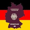 Einbürgerungstest Deutschland by deutsch-werden.de icon