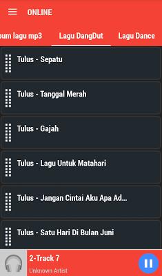 Musik Lagu Indonesia Terbaru - screenshot