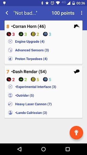 Startactics: Squadron builder screenshot 5