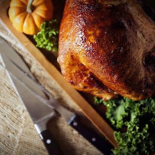 Apple-Wood Smoked Turkey Breast.