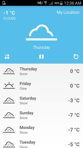 Weather With Widget PRO