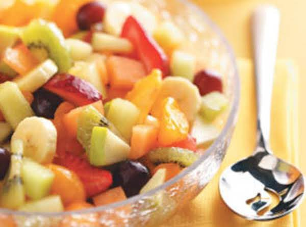 Sweet Fruit Salad Recipe