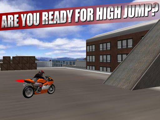 City Stunt Biker 3D - Top Free