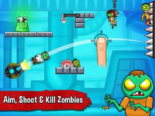 Zombie Ragdoll screenshot 7