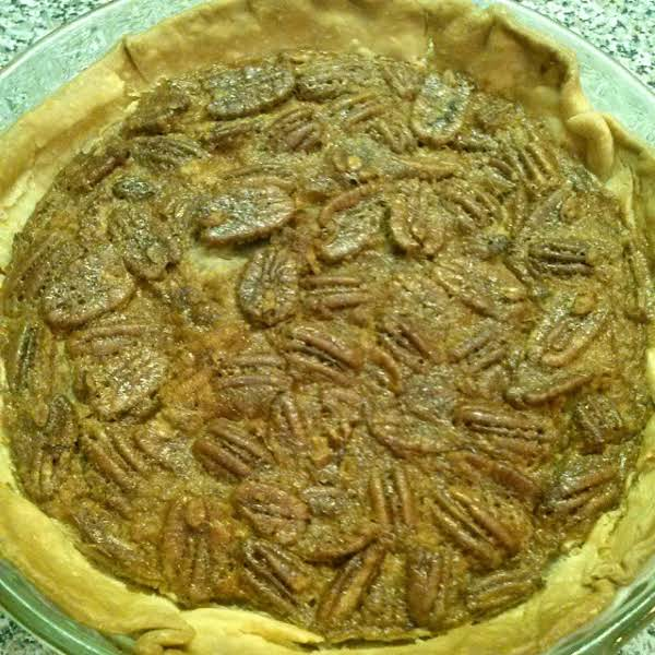 Half Carb/half Sugar Pecan Pie Recipe