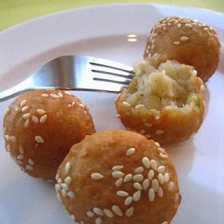 Sweet Potato Balls Recipes.