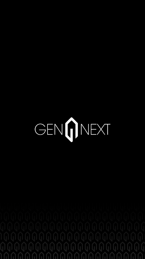 GenNext Membership App- screenshot