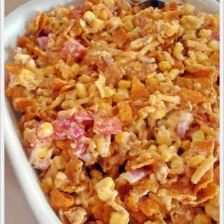 Chili Frito Corn Salad.