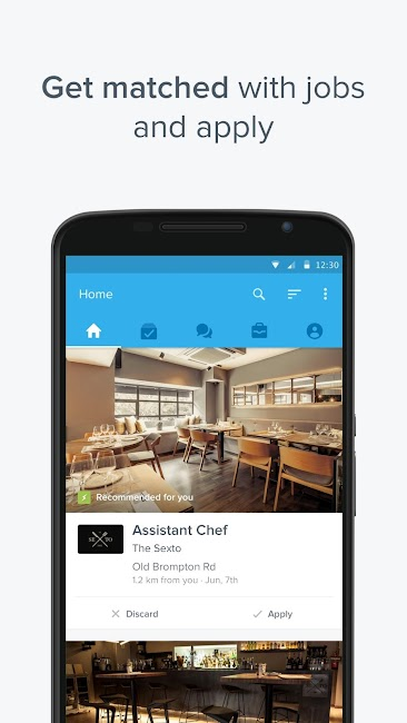 #3. Jobandtalent Job Search & Hire (Android)
