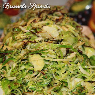 Simply Brussel Sprouts.