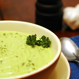 Alkalising Raw Soup