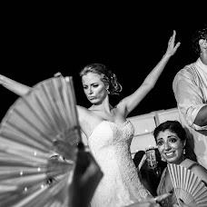 Wedding photographer Daniela Díaz burgos (danieladiazburg). Photo of 20.12.2017