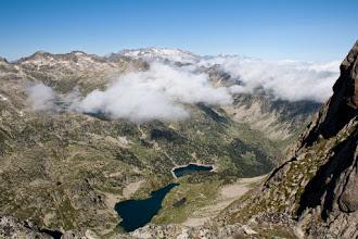 Photo: Val d'Aran:  estanys de Cap de Port i de la Restanca