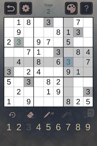 Wolf And Moon : Sudoku apkdebit screenshots 7