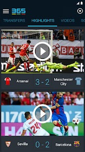365Scores - Sports Scores Live Screenshot 3
