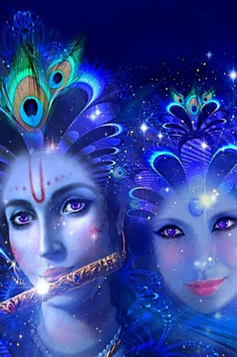 Radha Krishna Live Wallpaper 1.2 screenshots 2
