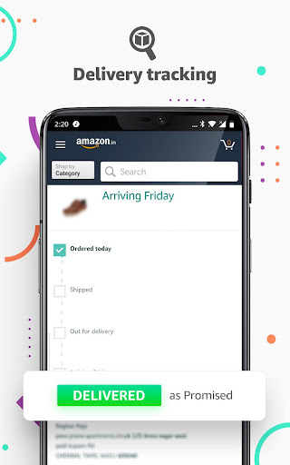 Amazon India Online Shopping and Payments 18.10.0.300 screenshots 1