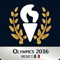 Juegos Olímpicos Rio 2016: MEX icon
