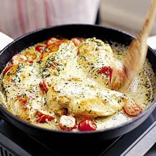 Summer-in-winter Chicken.