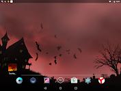 Scary Halloween Live Wallpaper Aplicaciones para Android screenshot