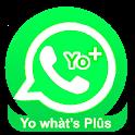 YO Whats plus V15 2021 icon