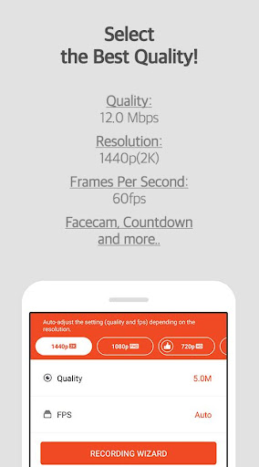 Mobizen Screen Recorder for SAMSUNG screenshot 8