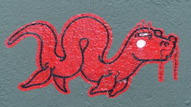 Photo: Sticker; PQUS Plesiosaurier