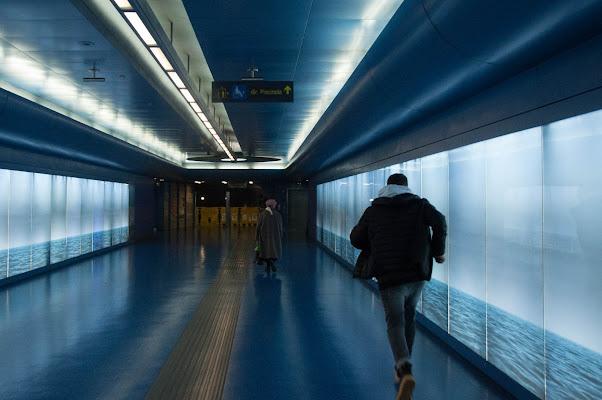 Blue underground di Giomi