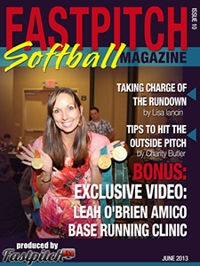 Fastpitch Softball Magazine issue 10