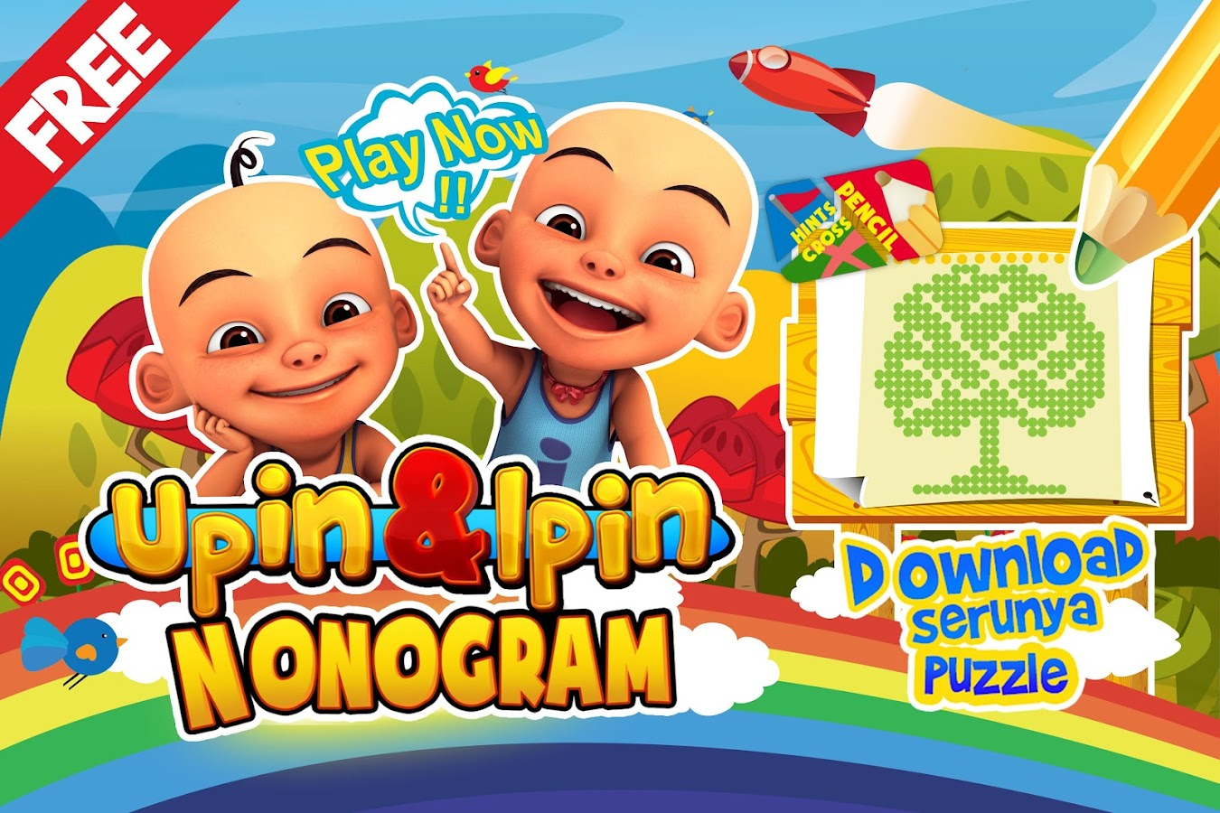 UpinIpin Nonogram Apl Android Di Google Play