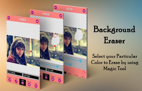 Background Eraser - náhled