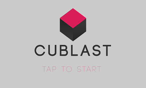 Cublast Mod Apk (Unlimited Money) 1