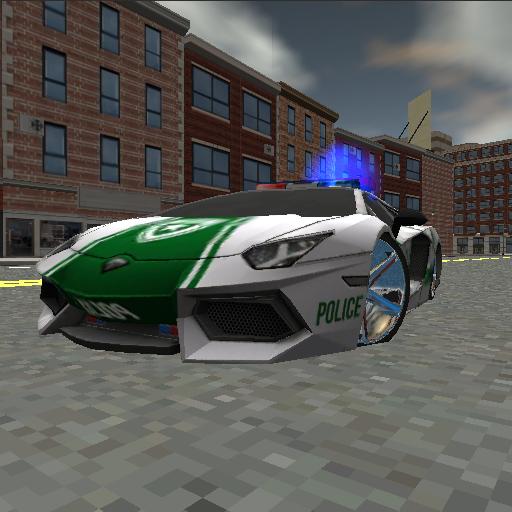 Police Simulator Chicago : Undercover Agent