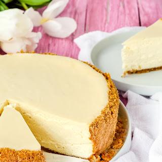 Best Eggless Cheesecake.