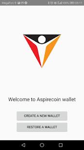 Download Aspire For PC Windows and Mac apk screenshot 1