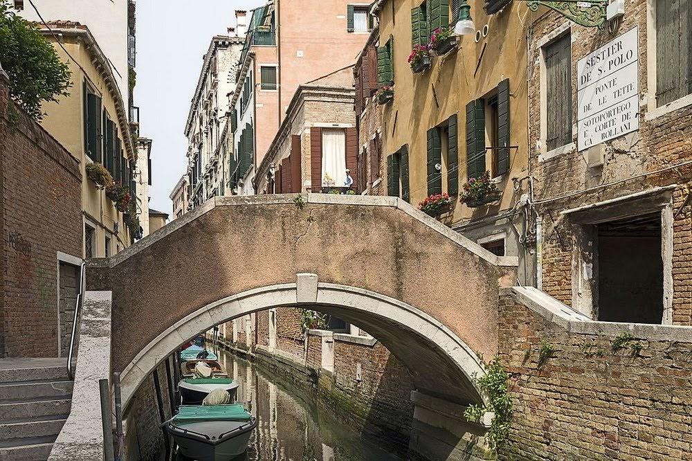 Ponte De Le Tette, a Ponte dos Seios de Veneza