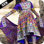 Traditional Afghan Girl Suit Photo Editor 2019