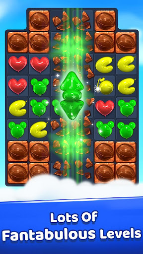 Balloon Paradise - Free Match 3 Puzzle Game 3.7.0 screenshots 4